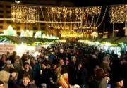 Cum au petrecut romanii de 1 decembrie. Ziua Nationala a Romaniei a adus distractie, voie buna si luminite colorate in toata tara