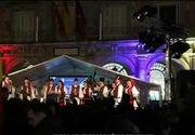 Tinerii plecati la studii in strainatate au facut un gest deosebit de Ziua Nationala a Romaniei