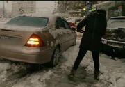 Circulatia rutiera se desfasoara in conditii de iarna pe majoritatea drumurilor nationale din Harghita