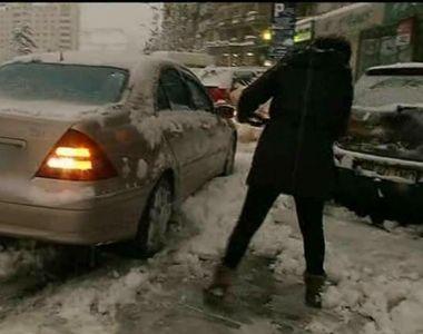 Circulatia rutiera se desfasoara in conditii de iarna pe majoritatea drumurilor...
