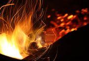 Femeie gasita carbonizata in urma unui incendiu provocat de un cos de fum neizolat