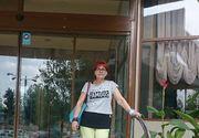 Povestea extraordinara a romancei care a slabit 112 kilograme! In 2013, Corina Alexandru cantarea 186 de kilograme, iar astazi intra cu tot corpul pe cracul pantalonilor vechi!