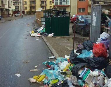 "Cea mai mare comuna din Romania, ingropata sub gunoi: ""Nu pot sa ies cu masina din..."