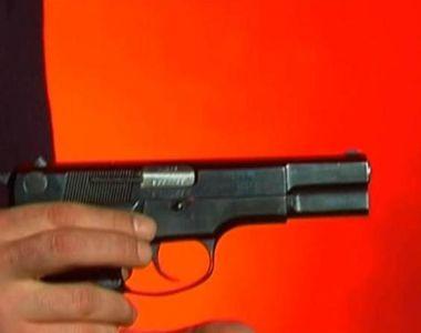 Barbatul din Dolj care a ucis doua persoane fabrica arme in beciul casei si ascundea...
