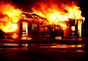 Un baietel de sase ani din Vaslui si-a salvat fratii, de trei luni si un an, dintr-un incendiu