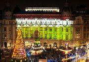 Bucurestiul, inclus in topul celor mai frumos impodobite capitale din Europa