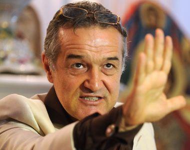 Gestul de milioane facut de Gigi Becali pentru un pusti de sase ani care si-a salvat...