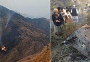 Accident aviatic in Pakistan. Un avion cu 47 de persoane la bord s-a prabusit. Nu exista supravietuitori