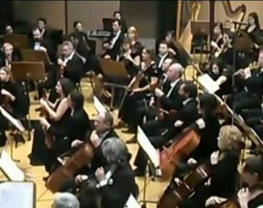 """Doi artisti ai Filarmonicii """"Banatul"""" din Timisoara, retinuti de DIICOT dupa..."""
