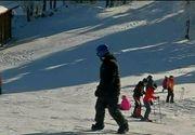 Bucurie mare pentru impatimitii sporturilor de iarna! S-a deschis sezonul de schi in Poiana Brasov