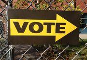 Cu cine au votat romanii din strainatate. Majoritatea au ales PNL si USR