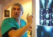 """""""Fetita cu oasele de sticla"""", operata acum 10 ani de Gheorghe Burnei, are un mesaj emotionant pentru medic: """"Sa-i dea Dumnezeu sanatate si mult noroc in viata domnului doctor!"""""""