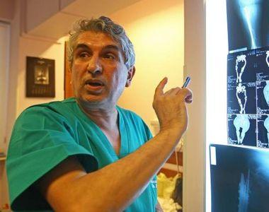 """""""Fetita cu oasele de sticla"""", operata acum 10 ani de Gheorghe Burnei, are un..."""