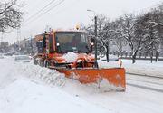 Comandament de iarna la Primaria Capitalei: Primarii de sector anunta ca utilajele de deszapezire sunt pregatite sa intervina