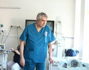 Probleme mari in justitie pentru Gheorghe Burnei! Medicul cercetat a inceput sa fie dat...