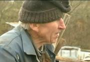 Speranta redata. Povestea unui batranel de 85 de ani din Maramures te va impresiona pana la lacrimi. Are o adevarata avere, si totusi e sarac