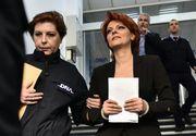 Dosarul Liei Olguţa Vasilescu, retrimis din nou de judecători la DNA
