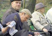 Pensia a crescut cu 6,5% intr-un an, dar numarul de pensionari a scazut dramatic. In Bucuresti, sunt 5 pensionari la 10 salariati, in Teleorman sunt 17 pensionari la 10 salariati.
