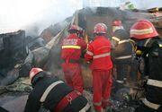 Barlad: Un autobuz cu 49 de pasageri la bord a luat foc