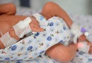 Un bebelus de zece luni cu rujeola a fost internat in stare grava la spital
