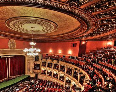 Moarte suspecta la Opera Nationala. Cine este barbatul care a fost gasit pe scara de...