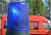 Final tragic pentru o tanara de 25 de ani. Masina in care se afla a intrat intr-un parapet al unui pod peste o cale ferata