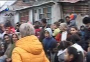 Mos Craciun a venit la 9 mii de copii cu politia. Situatie nebuna in Arad