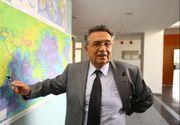 Gheorghe Marmureanu spune ca urmeaza o perioada de liniste si pace si ca nu se pune problema unui cutremur mare in viitorul apropiat