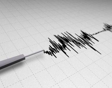 Inca un seism a lovit Romania in aceasta dimineata