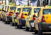Un taximetrist din Bucuresti, prins de politisti dupa ce ar fi amenintat un client si i-ar fi furat 6.000 de lei