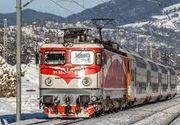 CFR Calatori reduce de la 1 ianuarie cu pana la 56% preturile biletelor pentru trenurile care merg pe Valea Prahovei