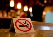 Cea mai contestata lege din 2016 ar putea sa fie modificata in 2017! Care sunt interdictiile pe care le-a adus actul normativ privind fumatul in spatii publice