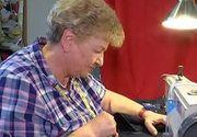 """Povestea croitoresei din Focsani, adorata de femeile din America: """"Poate face orice. Este ca un magician"""""""