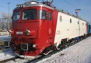 Locomotiva unui tren Regio a deraiat. Circulatia feroviara intre Bistrita si Cluj-Napoca a fost intrerupta aproximativ cinci ore