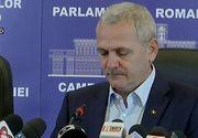 """Reactia lui Liviu Dragnea cand a auzit ca Sorin Grindeanu a primit un SMS de la Klaus Iohannis in care ii ureaza succes: """"Am crezut ca e o gluma"""""""