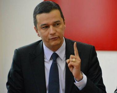 Micile secrete ale noului premier! Sorin Grindeanu s-a imprumutat cu 20.000 euro de la...