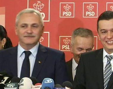 Lista noului guvern a fost anunţată, iar conferinţa de presă a adus multe suprize....