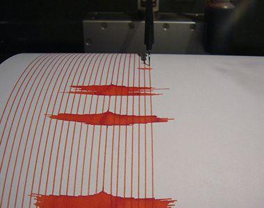 Cutremur astazi in Teleorman. Seismul a avut o magnitudine de 2.2 grade pe scara Richter