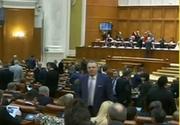 Ministrii propusi pentru Guvernul Grindeanu au fost audiati in comisiile parlamentare. Sedinta a fost asistata de Preafericitul Daniel