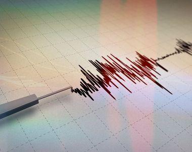 Un cutremur cu magnitudinea de 4 a avut loc in aceasta dimineata in Vrancea
