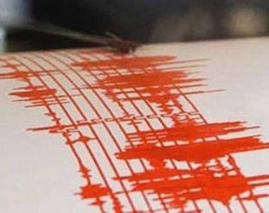 Cutremur cu magnitudinea 3,7 in judetul Vrancea