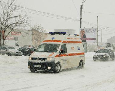 Urgente de cod rosu si galben in Bucuresti. Peste 2.400 de oameni au sunat la 112
