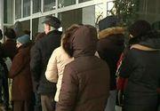 "Pensionarii au stat cu orele in frig sa-si plateasca impozitul: ""Se duc banii si pe urma nu mai avem cum"""