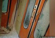 "Zapada in trenuri. Realitatea dura de la CFR: ""Este foarte frig in vagoane"""