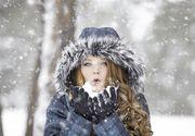 """De luni vin iar ninsorile abundente in Bucuresti. Gabi Firea spune ca autoritatile sunt pregatite: """"Ne asteapta o saptamana foarte grea!"""""""