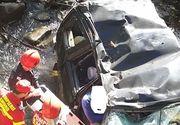 Accident grav la Cheia, in judetul Prahova. Doua persoane au murit, alte trei sunt ranite grav