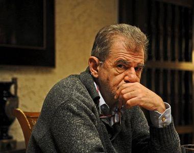 Scandal urias intre Florin Zamfirescu si Andrei Plesu! Actorul l-a demolat pe filozof:...