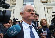 Fostul sef al SRI, Virgil Magureanu, audiat la Parchetul instantei supreme in dosarul Mineriadei