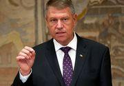 Klaus Iohannis: Premierul m-a asigurat ca gratierea si modificarea codurilor nu sunt pe ordinea de zi suplimentara