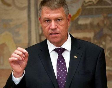 Klaus Iohannis: Premierul m-a asigurat ca gratierea si modificarea codurilor nu sunt pe...